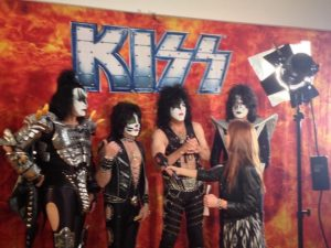 KISS TV at Friends Arena